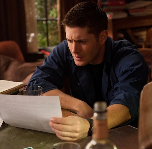 supernatural like a virgin 3 Like A Virgin Dean Researching