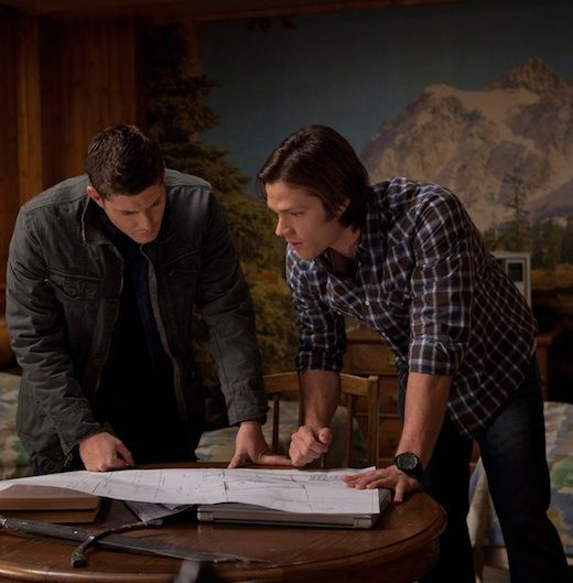 supernatural like a virgin 4 Like A Virgin Sam & Dean Researching