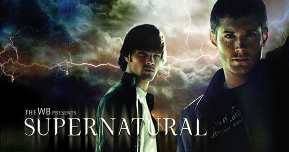 supernatural logo Supernatural Preview Clips For Like A Virgin