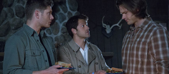 supernatural season 7 finale castiel dean sam Supernatural Season 7 Finale Review & Discussion
