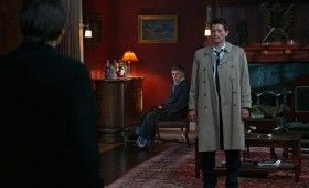 supernatural season 7 premiere 9 280x170 Supernatural Season 7 Premiere Photos Pits Castiel Against Death