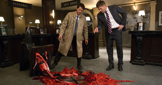 supernatural season 8 episode 8 cas Supernatural Season 8, Episode 8 Review   What Happens Next?