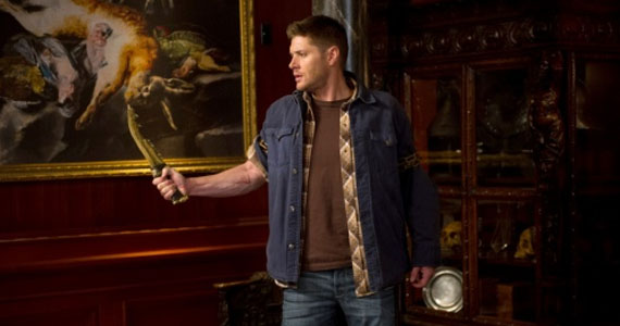 supernatural season 9 episode 16 dean Supernatural Trips, Falls & Explores a Fascinating Collection