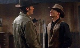 supernatural wild west 2 280x170 Supernatural Frontierland Images: Sam and Dean in the Old West