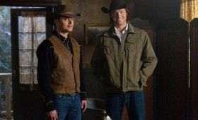 supernatural wild west 5 280x170 Supernatural Frontierland Images: Sam and Dean in the Old West