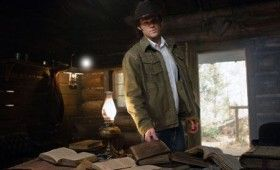 supernatural wild west 6 280x170 Supernatural Frontierland Images: Sam and Dean in the Old West