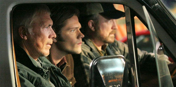 supernatural1 Ratings: Smallville Flying High, FlashForward Losing Viewers