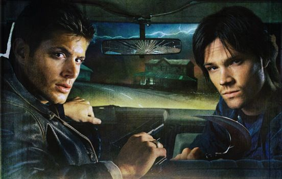 supernatural header New Video Clips for 'Supernatural' Season 6