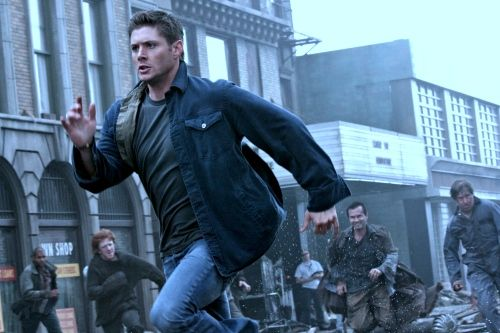 supernatural seasonfive New Video Clips for 'Supernatural' Season 6