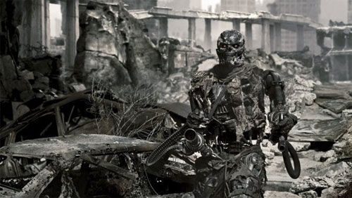 t 600 terminator salvation Terminator Salvation Review