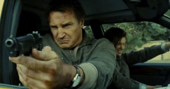 taken 2 liam neeson maggie grace Taken 2 International Trailer #2: Liam Neeson & His Wife Are Taken