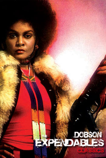 The Expendables Classic Members Edition - Tamara Dobson