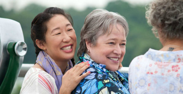 tammy sandra oh kathy bates Tammy Review