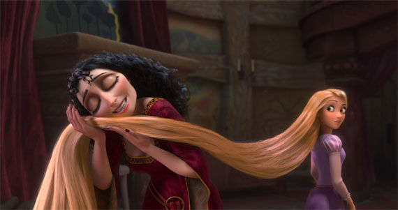 tangled movie still 1 Movie Media: Posters & Images Round up