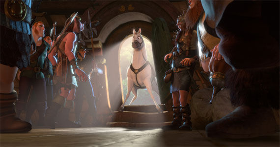 tangled movie still 3 Movie Media: Posters & Images Round up