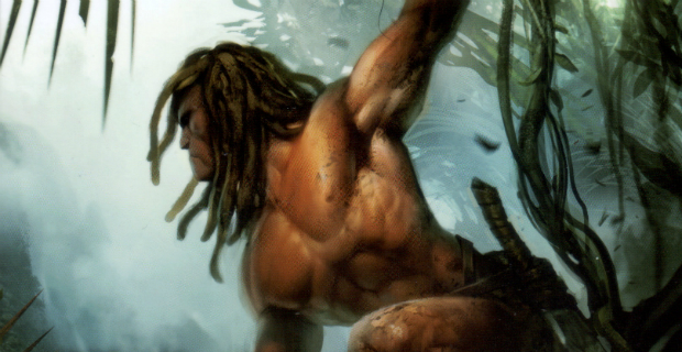 tarzan 3d movie 2016 alexander skarsgard Alexander Skarsgård 3D Tarzan Movie Arriving in 2016