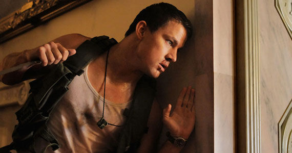 tatum in white house down New White House Down Trailer Features More Story & Action