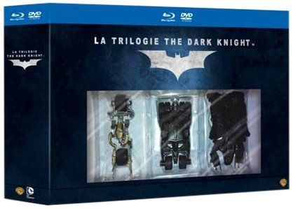 tdk box The Dark Knight Trilogy Box Set Revealed