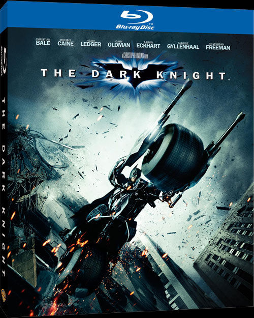 tdkbluray The Dark Knight DVD/Blu Ray Selling Like Hot Cakes