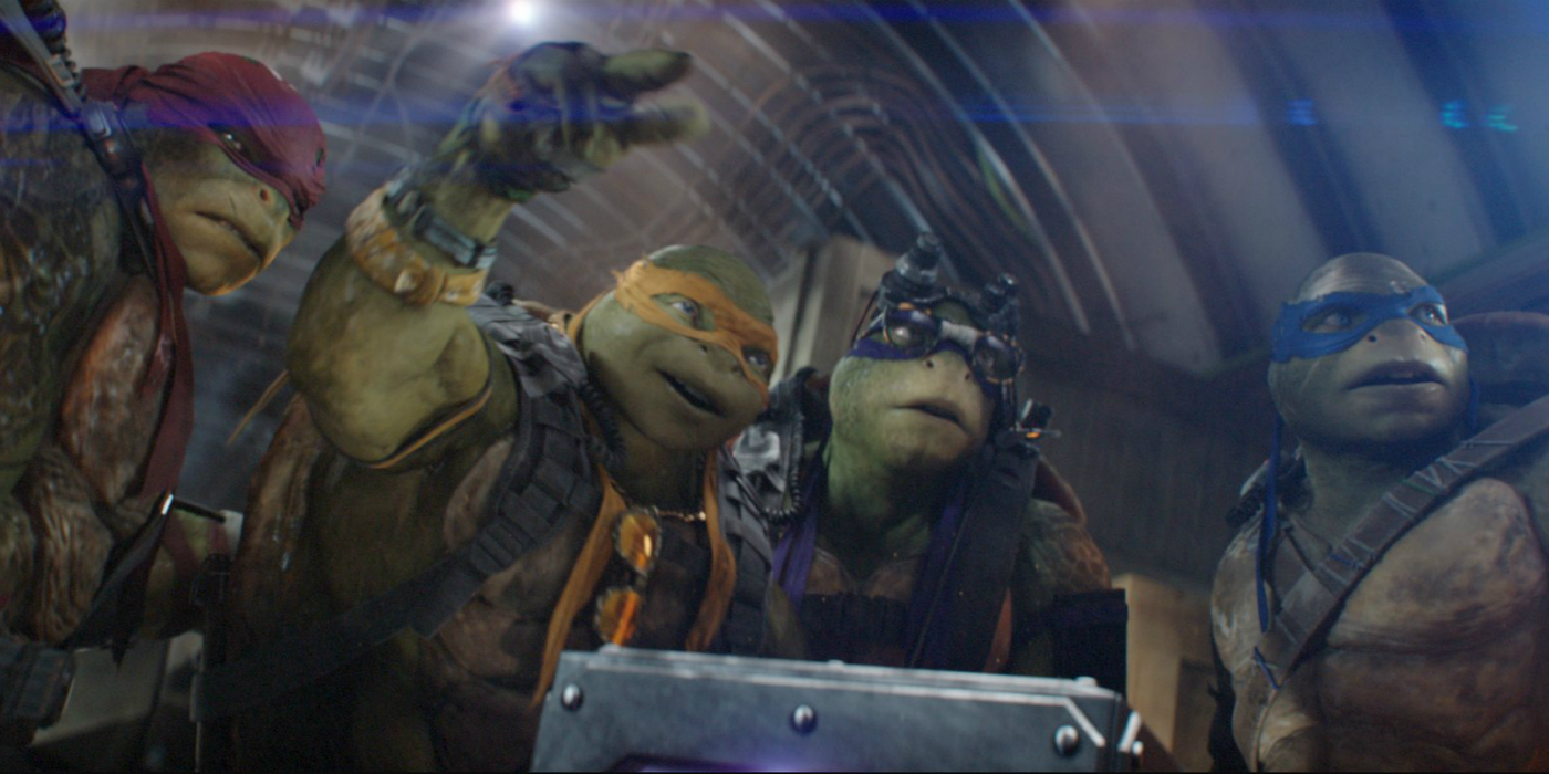 11 Ways The Teenage Mutant Ninja Turtles Have Strayed From Their Dark, Gritty Roots
