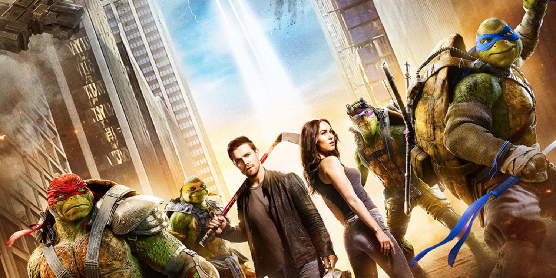Teenage Mutant Ninja Turtles 2: New Clip, TV Spots & Poster