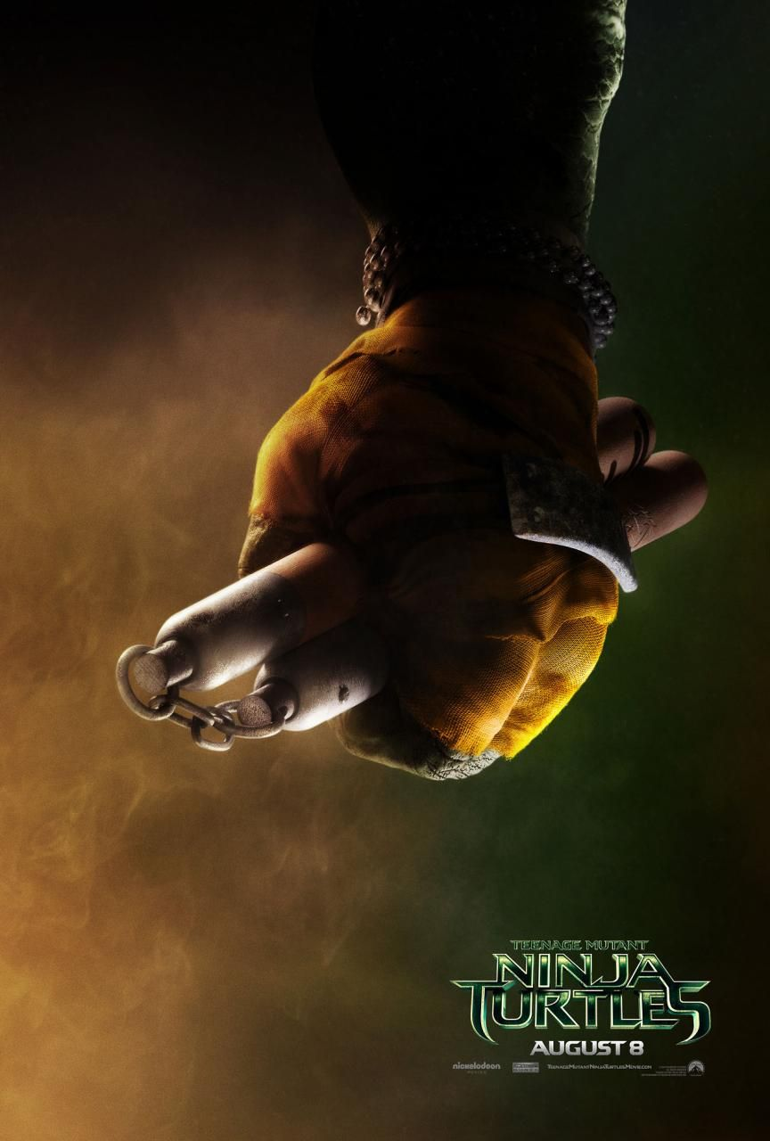 First 'Teenage Mutant Ninja Turtles' Posters Highlight the ...