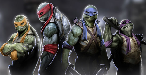 teenage mutant ninja turtles by nebezial 2 Teenage Mutant Ninja Turtles Halloween Costume Reveals New Turtle Design