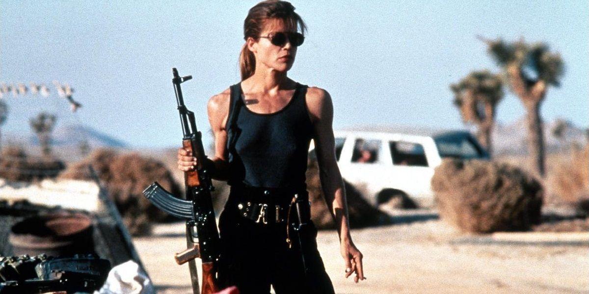 10 Most Badass Women in Popular Movies | ScreenRant
