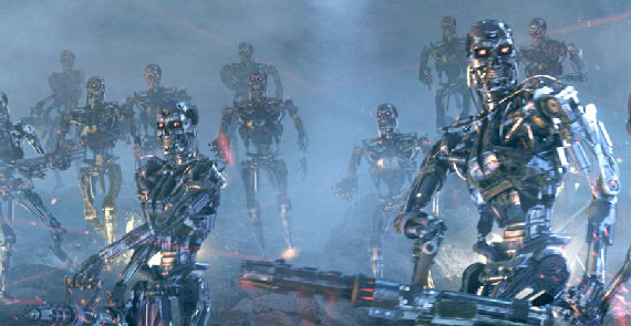 terminator 5 and 6 Arnold Schwarzenegger Officially Attached to Terminator 5 [Updated]