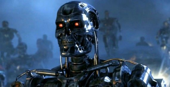 terminator 5 sarah connor actress 570x294 Jurassic World, Terminator: Genesis & Fantastic Four Start Dates Revealed