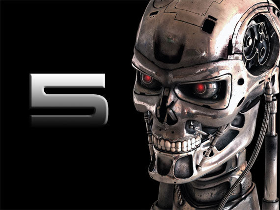 terminator 5 Terminator 5 May Go To London… If It Goes Anywhere