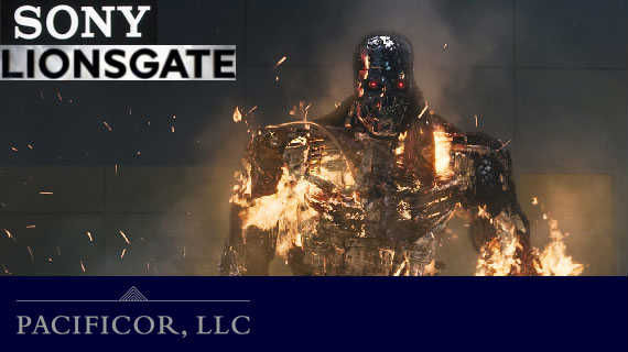 terminator pacificor sony lionsgate More Drama in the Terminator Auction (McG Out?)
