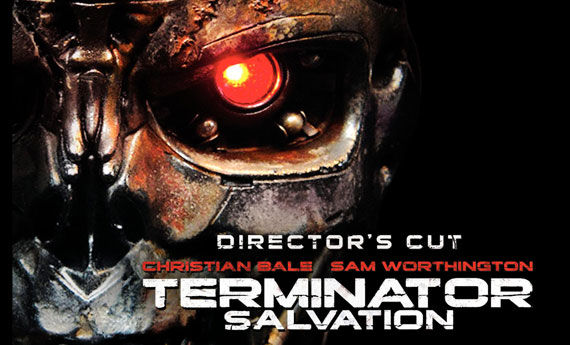 terminator salvation blu ray Terminator Salvation Blu ray Giveaway   Winners!
