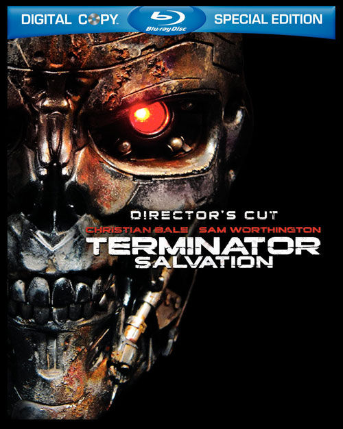 terminator salvation blu ray2 Terminator Salvation Blu ray Giveaway   Winners!