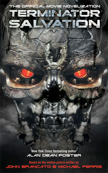 terminator salvation novel Terminator Salvation Contest   Winners!