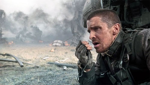terminator salvation spoilers James Cameron Reviews Terminator Salvation
