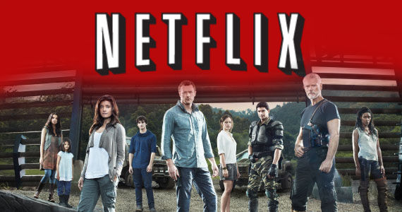 terrra nova netflix Netflix Interested in Terra Nova Season 2