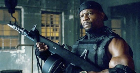 terry crews expendables 2 rating Expendables 2 Is Rated R; Terry Crews Promises Better & Funnier Sequel