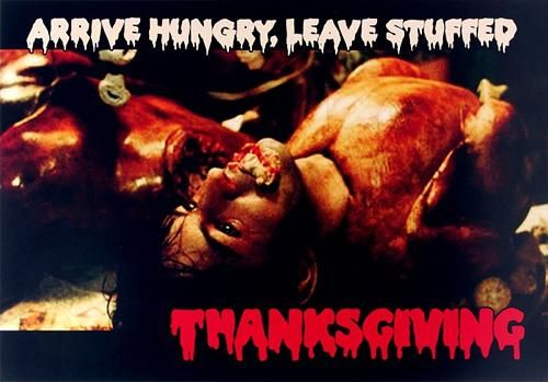 thanksgiving Eli Roth Wants To Film Sci Fi Blockbuster (w/ Bonus Gorefest)