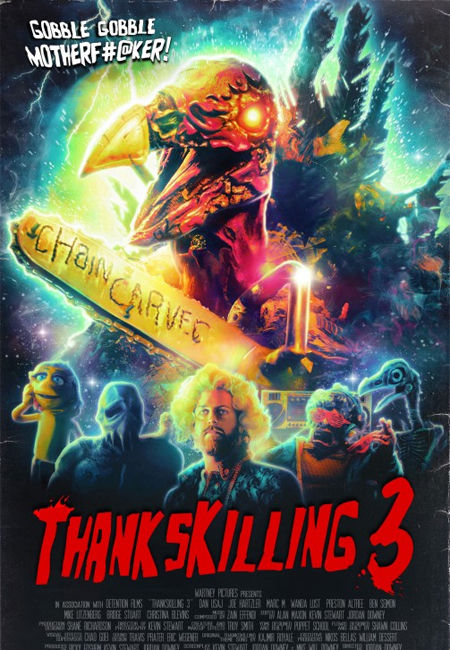 Thankskilling 3 Movie Poster