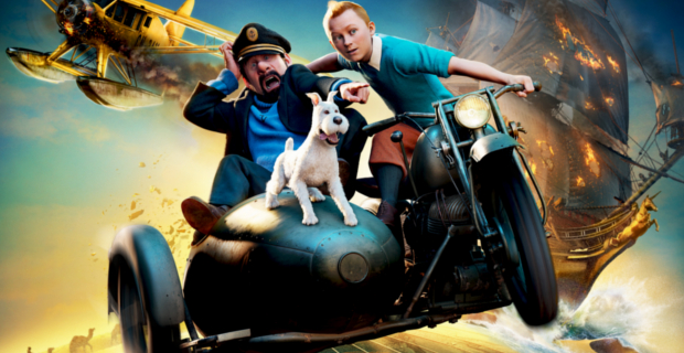 the adventures of tintin snowy tintin haddock Peter Jackson Still Plans to Direct Tintin Sequel After The Hobbit Trilogy is Finished