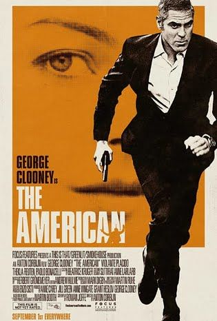 the american poster George Clooney: Movie Star