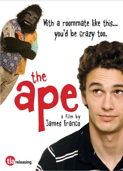 the ape james franco The Evolution of the Movie Ape