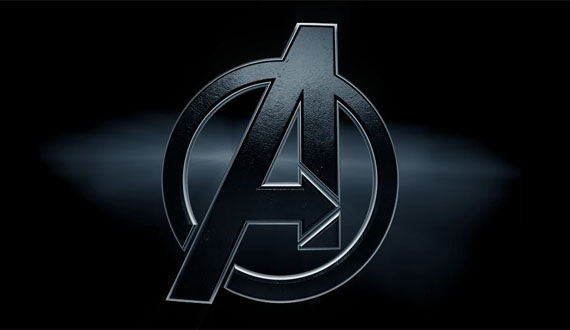 the avengers movie logo Chris Hemsworth Says The Avengers Script is Incredible