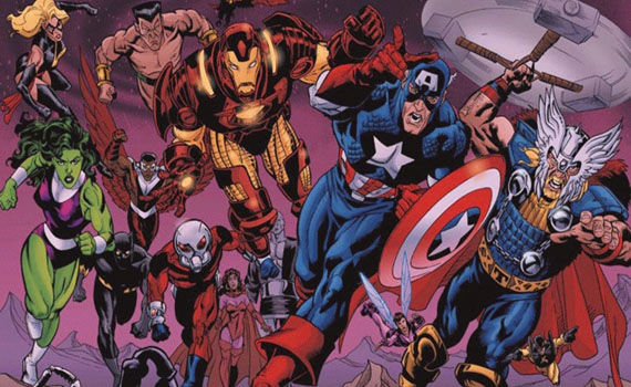 the avengers movie roster ant man Joss Whedon & Edgar Wright Discuss Ant Man in The Avengers?