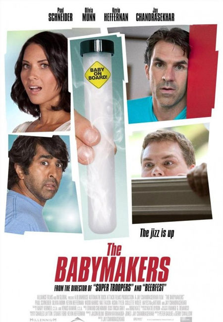 The Babymakers Movie Poster