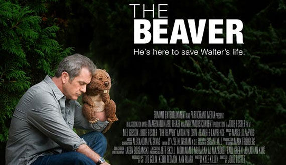 the beaver poster cropped Video Clip Roundup: Sucker Punch, Soul Surfer, Terra Nova & More