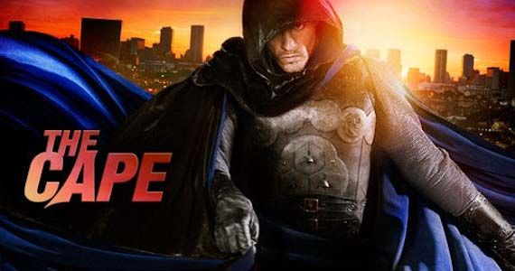 the cape official promo The Cape Series Premiere Review & Discussion