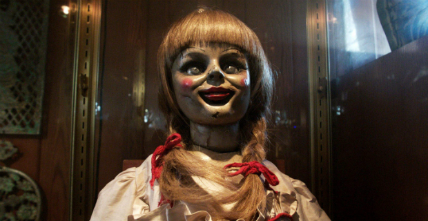 the conjuring annabelle spinoff The Conjuring Spinoff Officially Titled Annabelle, Confirmed for October Release