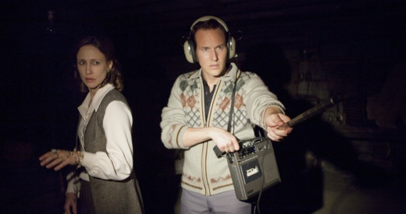 the conjuring sequel plot Rumor: The Conjuring 2 Will Send the Warrens to 1970s England